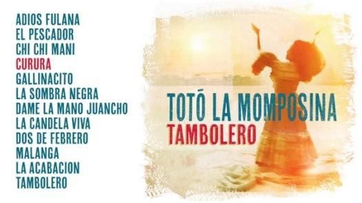 Totó La Momposina - Tambolero
